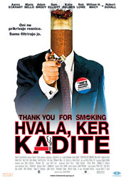 Hvala, ker kadite - Thank You For Smoking