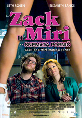 Zack in Miri snemata pornič / Zack and Miri Make a Porno