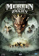 Merlin in vojna zmajev - Merlin and the War of the Dragons