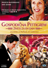 Gospodična Pettigrew: Živeti za en dan - Miss Pettigrew Lives for a Day