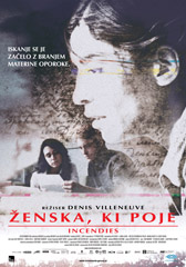 Ženska, ki poje - Incendies