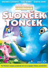 Slonček Tonček / The Blue Elephant